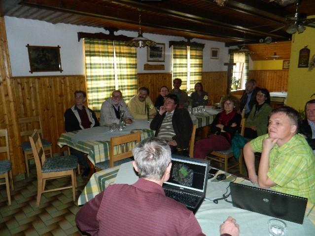 Izobraževanje na strokovnem srečanju Šentanel 2014