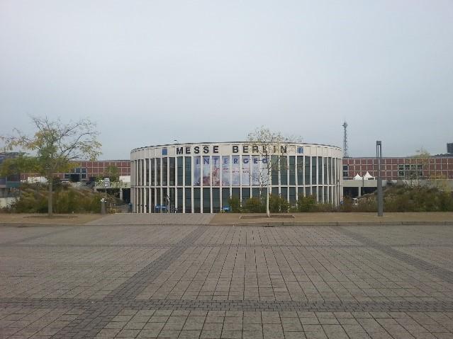 Mednarodni geodetski sejem INTERGEO 2014 Berlin