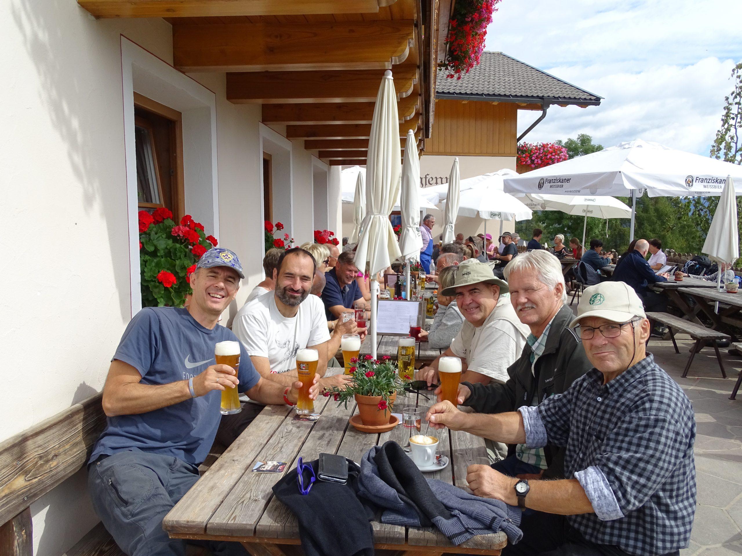 Izlet PGD na Južno Tirolsko 2019